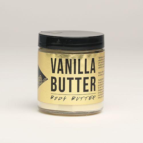 Vanilla Body Butter