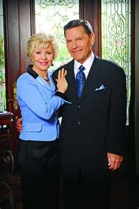 Kenneth and Gloria Copeland, Kenneth Copeland Ministries, Ft. Worth, TX