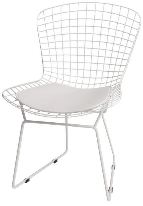 Amazing Replica Harry Bertoia Side Chair (Powdercoated Frame) Main Image