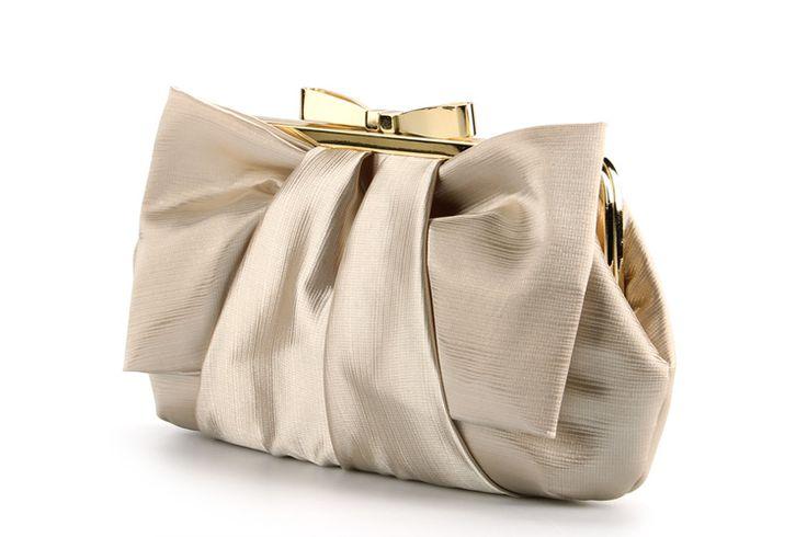 Charming Black Bowknowt Handbag Read More:   http://newjewellery.net/charming-black-bowknowt-handbag-1203.html