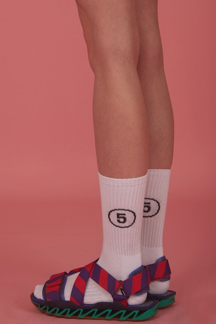 ADERerror SS15 Collection 'Play the Past'. Socks/Styling/ Edit/ Color/ Minimalism/ Contemporary