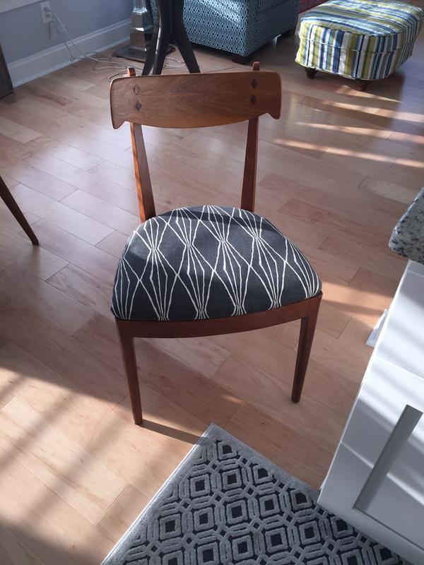 Chair looking great again