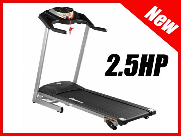 Healthstream Columbia Electric Exercise Treadmill 2.5HP - 2013