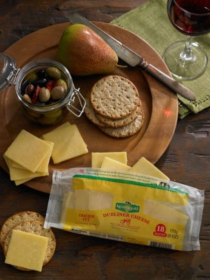 Food Ireland Kerrygold Dubliner Cracker Cut 170g (6oz)