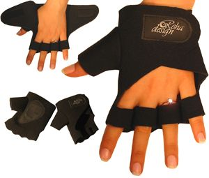 Openable wheelchair gloves. >>> See it. Believe it. Do it. Watch thousands of SCI videos at SPINALpedia.com