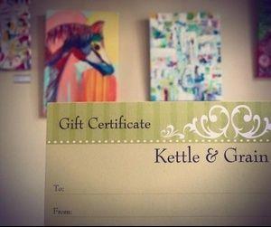 Kettle & Grain