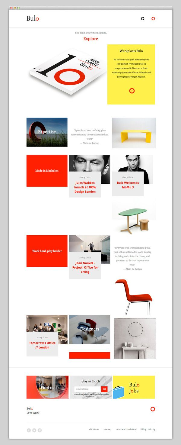 Bulo — Designspiration