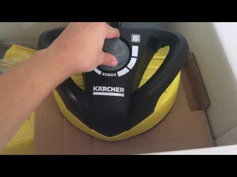 Karcher K4 Full Control Home Youtube Control Off The Charts Pressure Washer