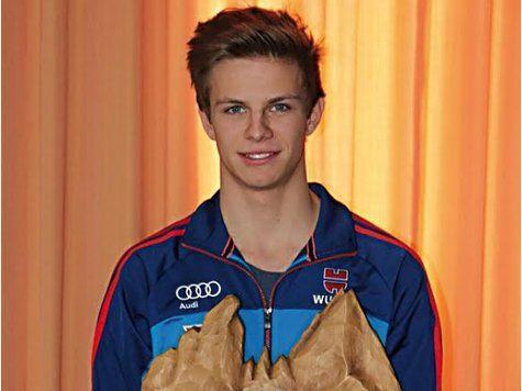 Andreas Wellinger: German Ski Jumper