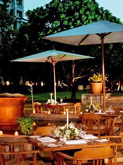Romantic dinner at The Dharmawangsa Hotel Jakarta. - Courtesy of The Dharmawangsa Hotel Jakarta