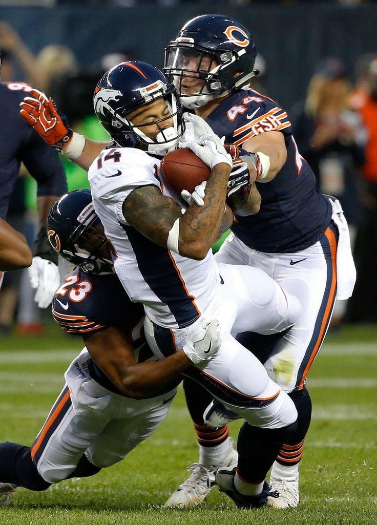 Three up, three down in Broncos preseason opener against Bears