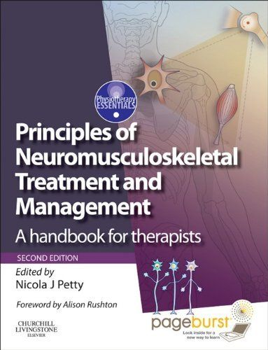 19 best text books physiotherapy sport injury images on principles of neuromusculoskeletal treatment and management e book a handbook for therapists physiotherapy essentials fandeluxe Gallery