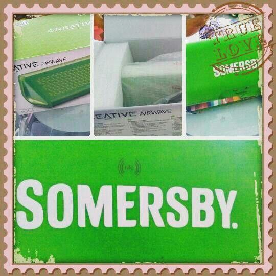 Niespodzianka od #streetcom #streetcom_polska i od #LordSomersby Dziękuję ślicznie!!! #OdkryjSomersby rulez!!!!