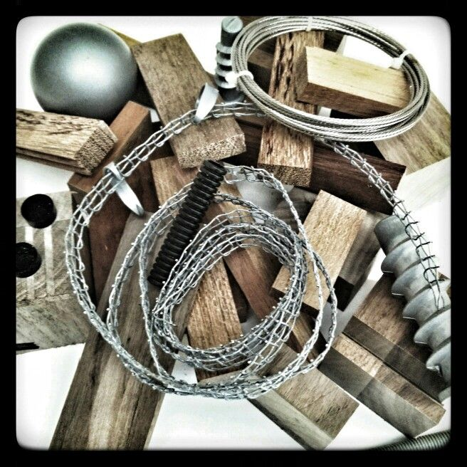 Woodbot materials