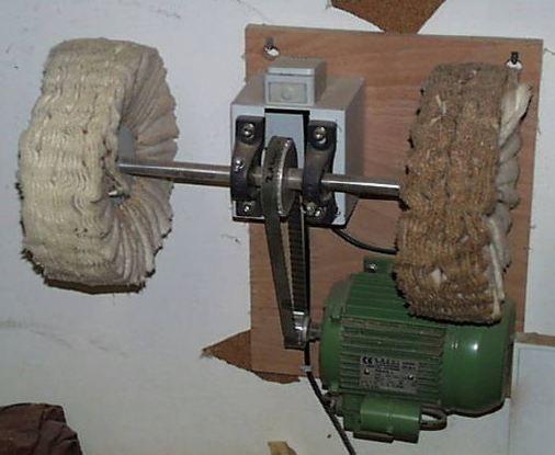 Poliermaschine 2