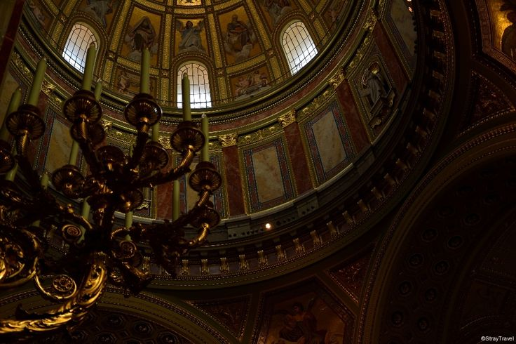 Saint Stephan Cathedral #budapest