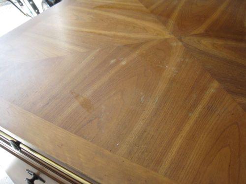 vintage mid century stow davis executive desk madmen herman miller reduced - Herman Miller Schreibtisch Veranstalter
