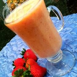 Strawberry Orange Smoothie @ allrecipes.co.uk