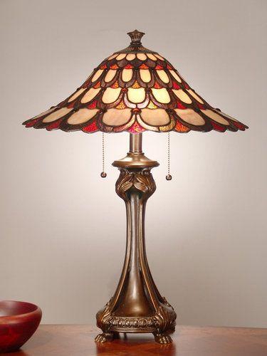 Dale Tiffany TT101395 Tiffany Table Lamp