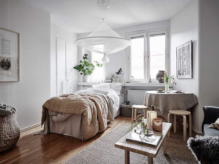 my scandinavian home: A beautiful, Small Swedish Home in Neutrals