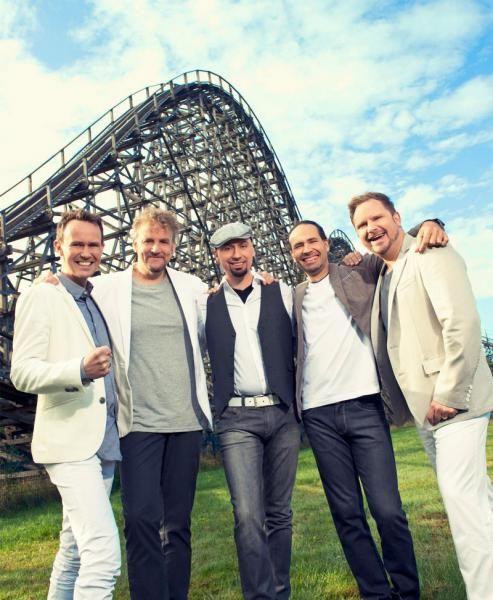Konzert der Wise Guys in Siegen - Siegen - 24.10.2014
