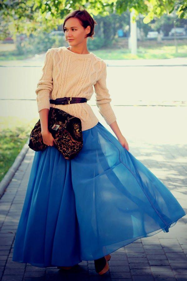 Increíbles faldas de temporada | Especial para los días frios