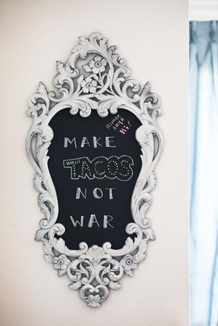 49 best Chalkboard Paint images on Pinterest   Chalkboard ...