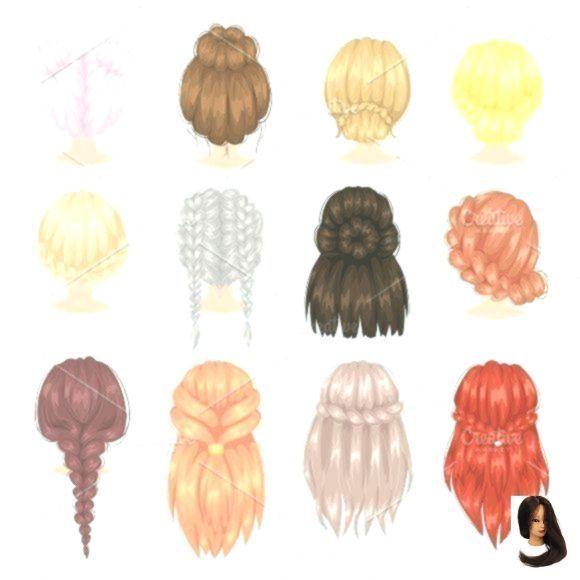 Bangs Cute Drawing Easy Easy Hairstyles Drawing Formal Bangs Cute Drawing Easy Easy Hai In 2020 How To Draw Hair Easy Formal Hairstyles Damp Hair Styles