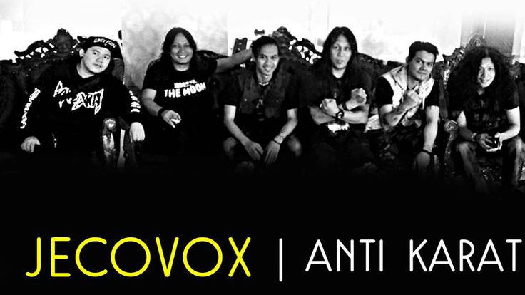 ANTI KARAT - JECOVOX [full HD]  Lagu terbaru 2016