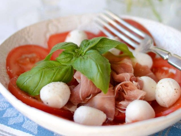 Italiensk frukost 325 kcal