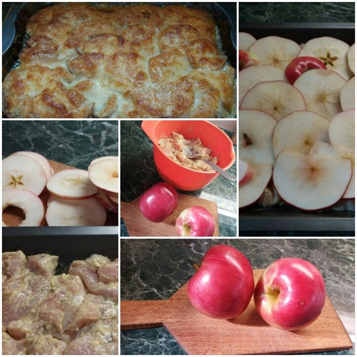 Almás-kakukkfüves mustáros csirkemell Glutén, laktóz, hozzáadott cukor mentes!