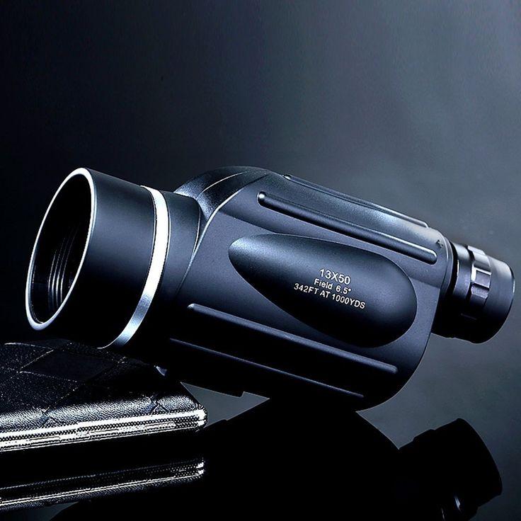 58.31$  Buy here - 13x50 Eyepiece Telescope High Quality Waterproof HD Powerful Monocular for Outdoor Bird-Watching Fishing and Hunting Sight  #aliexpresschina