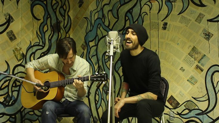 """Fresh out of the box! Live Acoustic performance by Chris and Adida at the Fresh Paint Gallery in Montreal. With lots of heart and lots of soul, """"Horizon"""" is the first instalment from the """"SpoonLic..."""