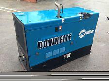 Miller Big Blue 402P DC Welder Generator 903706 wPerkins DIESEL Engine -SAVE