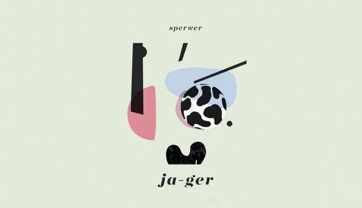 Sperwer - JAGER #Animation #Music by Evert & Xerxes (Belgium)