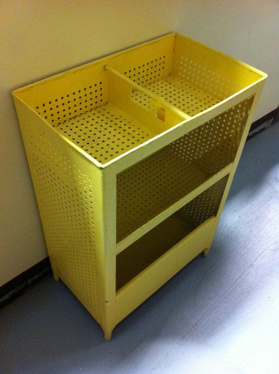 Lemon yellow, Vintage kitchen and Metals on Pinterest