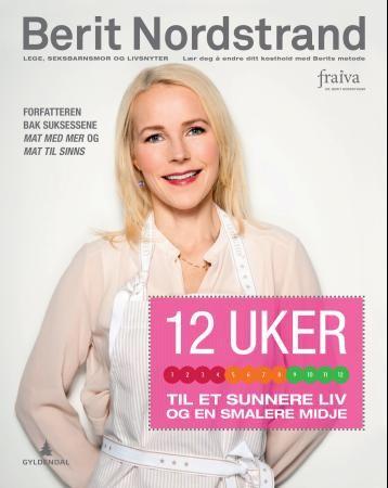 12 uker til et sunnere liv og en smalere midje fra Bokkilden. Om denne nettbutikken: http://nettbutikknytt.no/bokkilden-no/