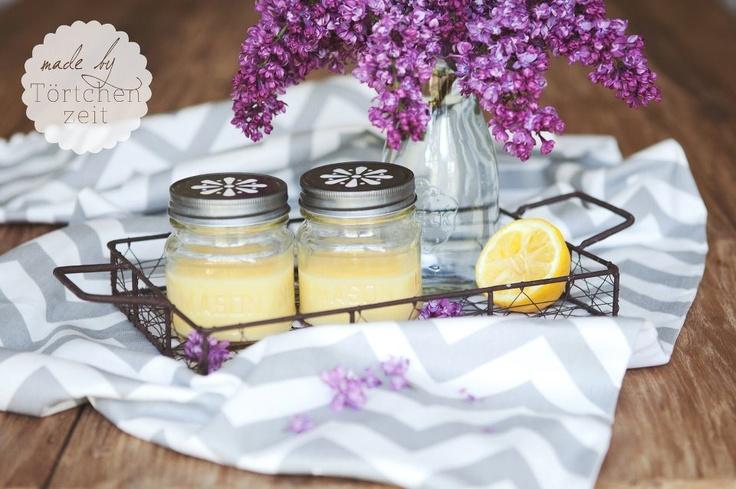 Sauer macht lustig und lemon curd glücklich- versprochen!