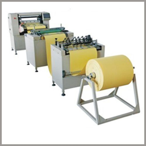 manufacturer/factory/supplier of Dust filter cartridge pleating machine/line from China