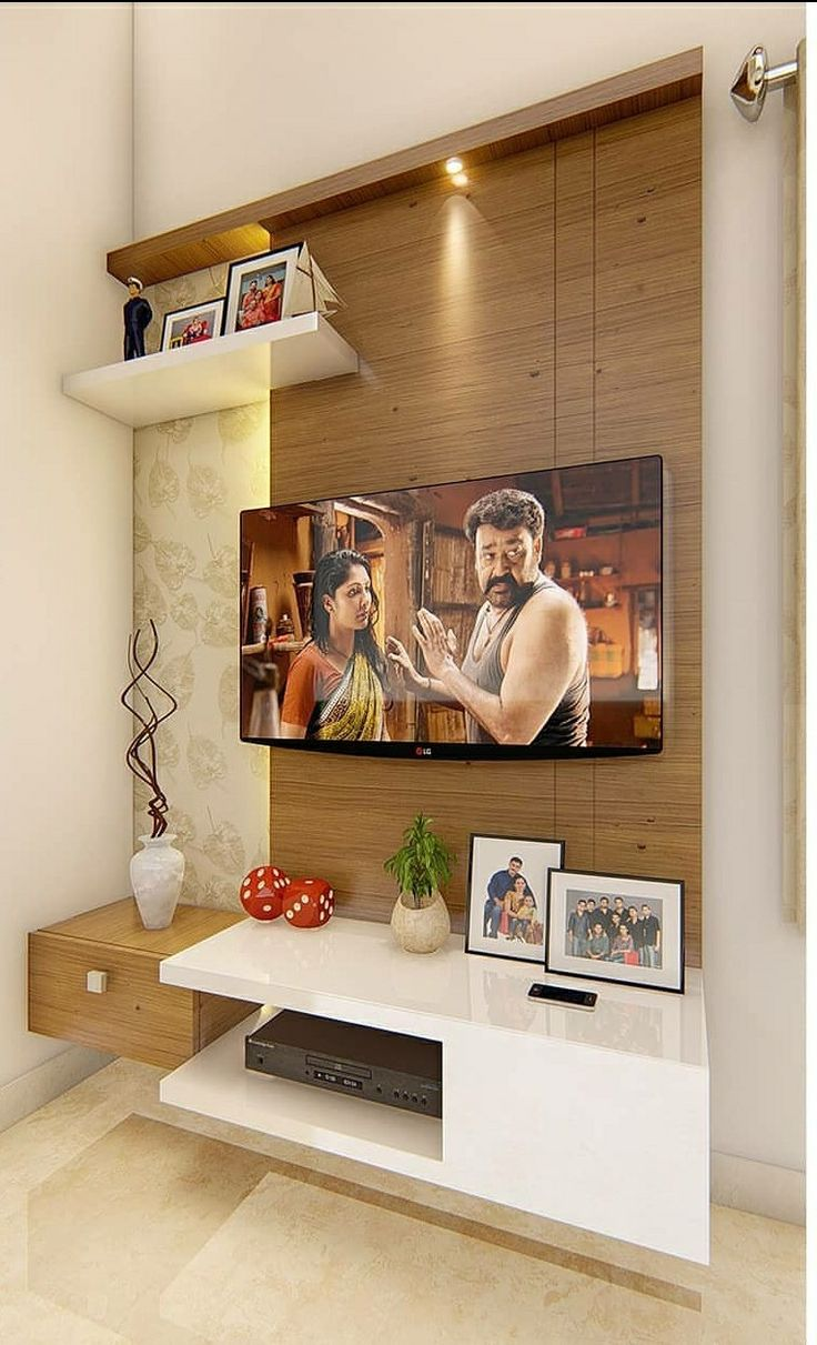 Lcd Panel Design Interior: ️ 40+Small Room Tv Panel Design In 2020