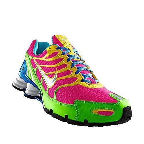 I designed this at NIKEiD haha colorful!!!