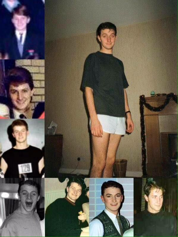 Young Richard Armitage