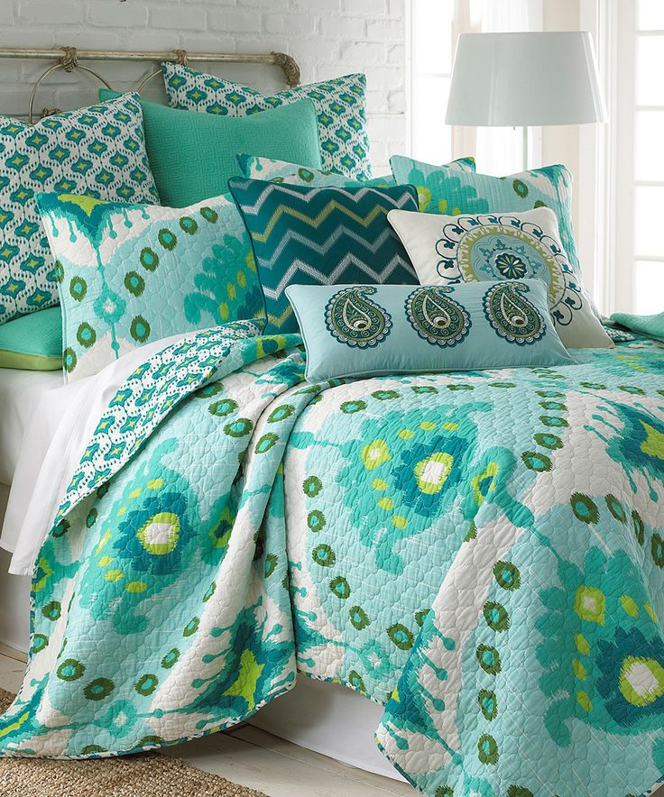 Look what I found on #zulily! Bukhara Quilt Set by Levtex Home #zulilyfinds