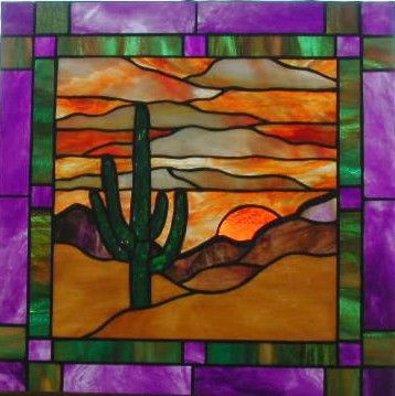 183 Best Native American Sw Stained Glass Images On