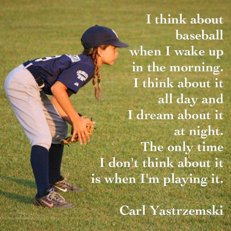 Pin By Jodi Lee On Baseball Baseball Baseball Quotes Carl Yastrzemski