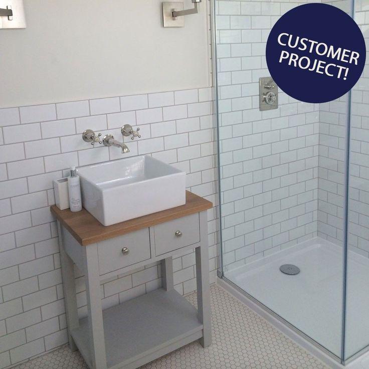 hexagon mosaic tiles for bathroom