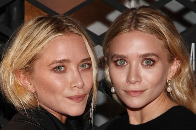 You got: the olsen twins Which Famous Sisters Are You And Your Sis