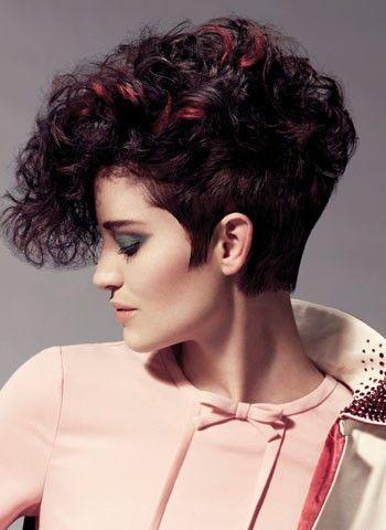 Hairworld.se frisyrbild 2014 - Frisyrbilder - Kvinnor lockigt hår frisyrbild nummer 379