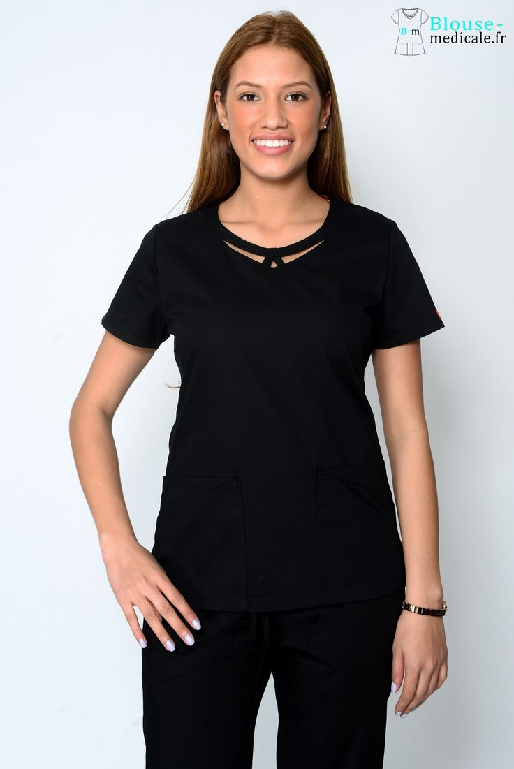 Tunique Medical Femme Dickies 85810 Noir