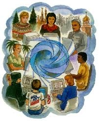 """""""A space for global relationships"""" -- or -- why there is a need for more intercultural dialogue.: Global Relationships, International Students, People Shared, Space"""